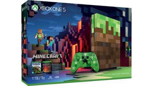 xbox one s minecraft limited edition 1