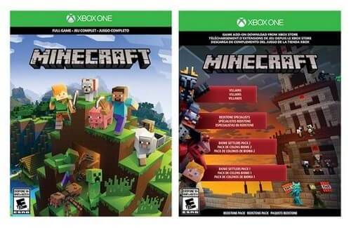 xbox one s minecraft limited edition 12