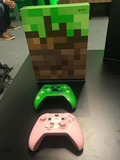 xbox one s minecraft limited edition 7