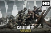 Call of Duty WW2 HD Wallpaper New Tab Themes