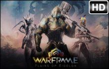 Warframe HD Wallpaper New Tab Themes