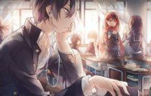 Anime vs Real Life – Japanese School Life!