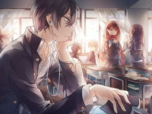 Anime Vs Real Life Japanese School Life