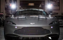 An Aston Martin DB10 Review: What's It Like To Be In James Bond's Ride?