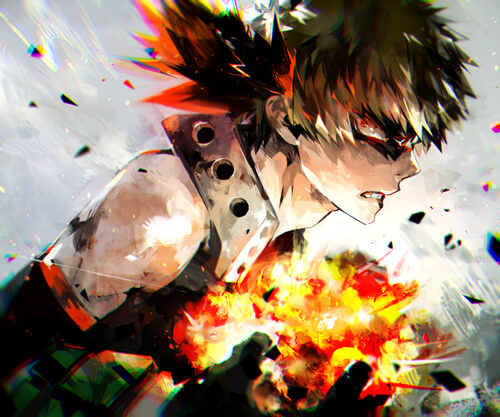 boku no hero academia 19