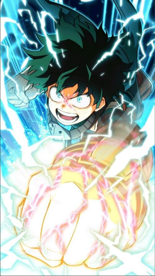boku no hero academia 20