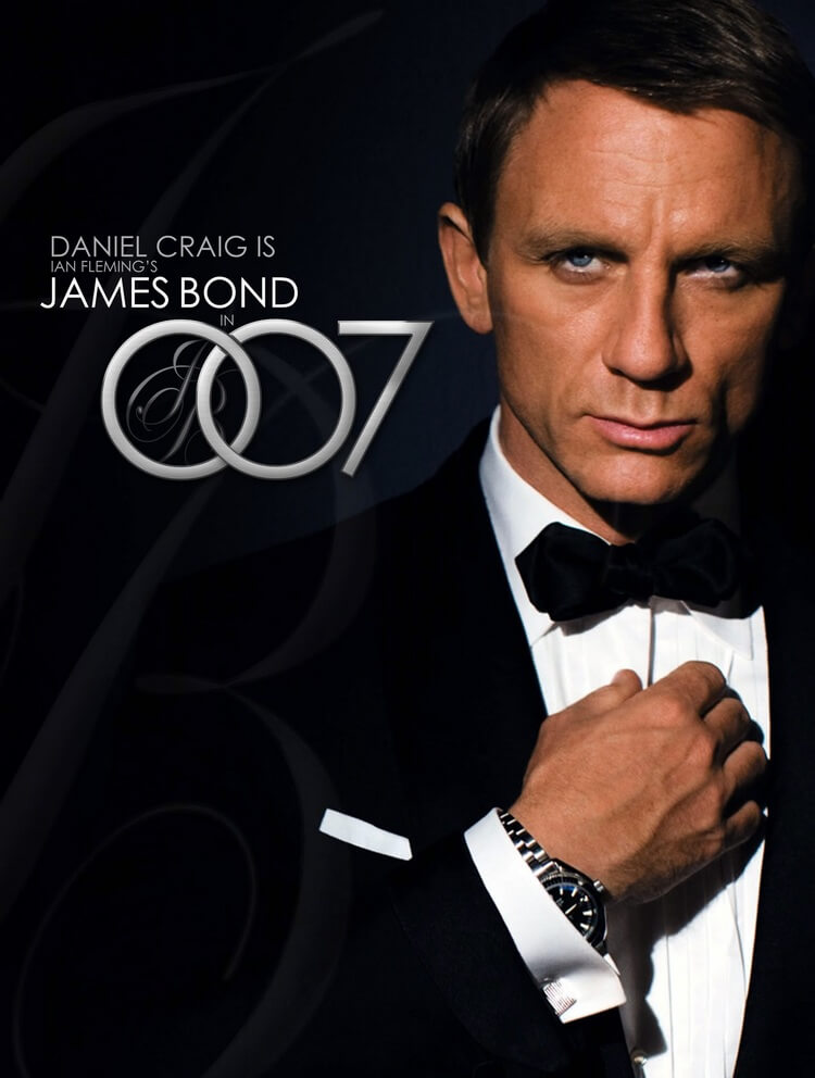james bond and aston martin 1