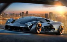 Warping To The Future – Lamborghini Terzo Millennio!