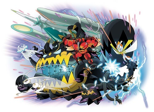 pokemon ultra sun and moon review 1