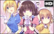 Blend S HD Wallpaper Anime New Tab Themes