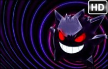 Gengar HD Wallpaper Pokemon New Tab Themes