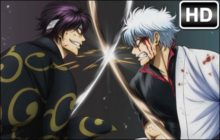 Gintama HD Wallpaper Anime New Tab Themes