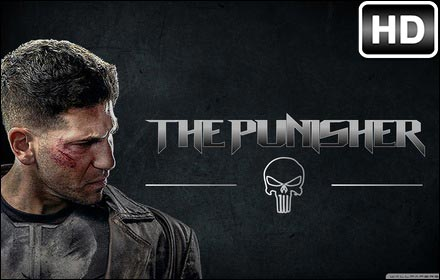 Punisher Hd Wallpaper Marvel New Tab Themes Free Addons