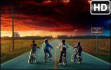 Stranger Things HD Wallpaper New Tab Themes