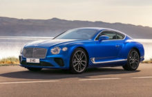 Successor of the Grand Tourer – Bentley Continental GT 2018!