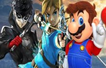 Champions of the Year: Top 10 Best Games of 2017!