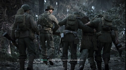 call of duty ww2 multiplayer 11
