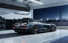 Crimson Lightning on Track! McLaren Senna Preview!