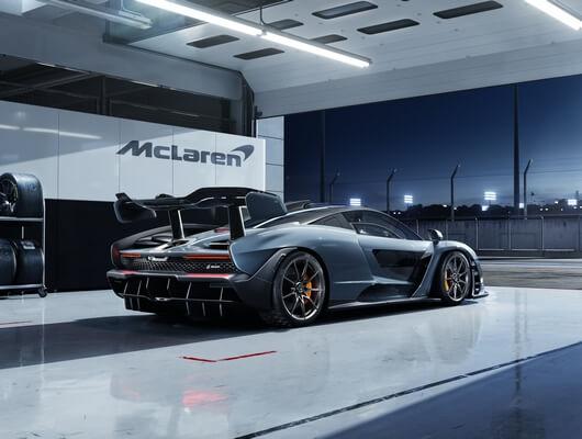 McLaren Senna Preview!