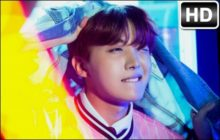 BTS Bangtan Boys J-Hope Wallpaper New Tab