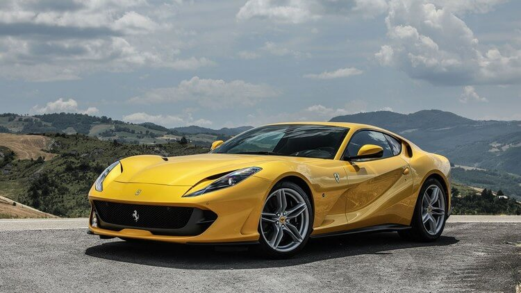 ferrari 812 superfast 2