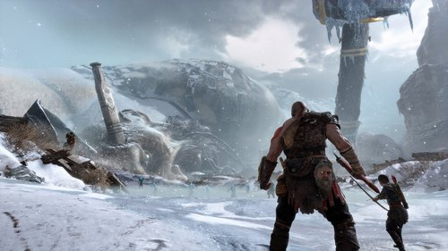 god of war 4 4