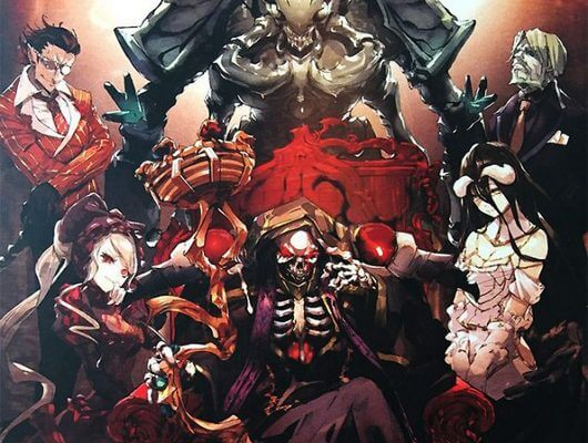 Overlord Characters Roster Behold The Army Of Nazarick