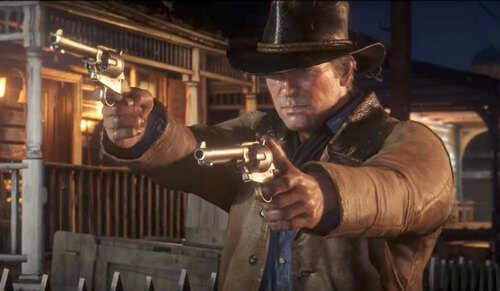 red dead redemption 2 5