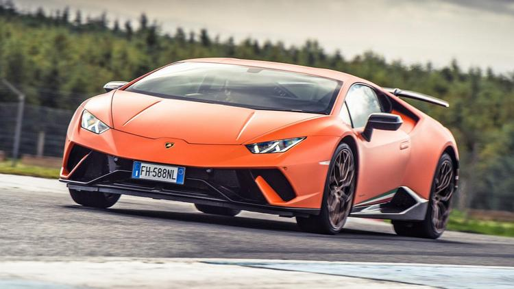 top 10 sports cars 2017-2018 8