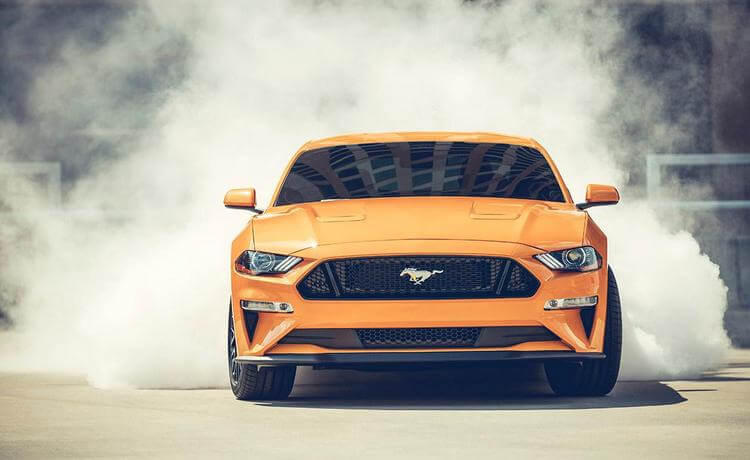2018 ford mustang 10