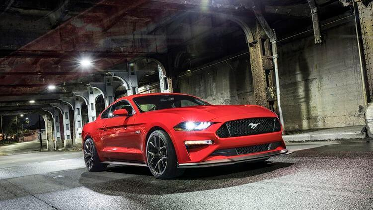 2018 ford mustang 11