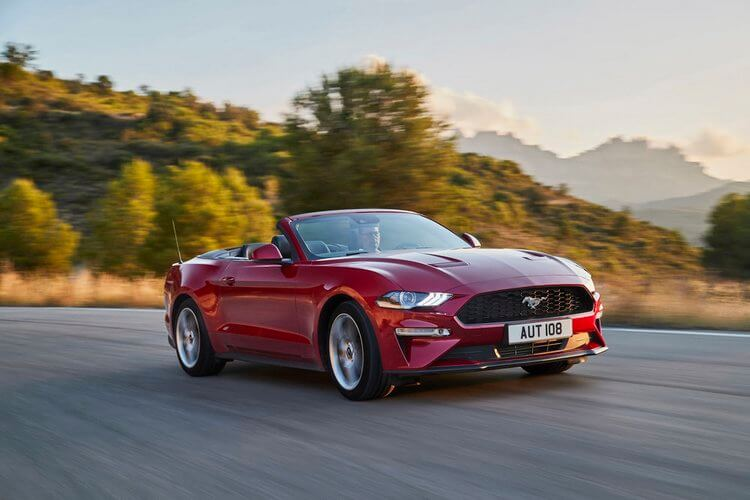 2018 ford mustang 4