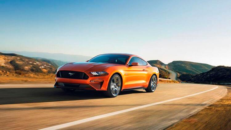 2018 ford mustang 7