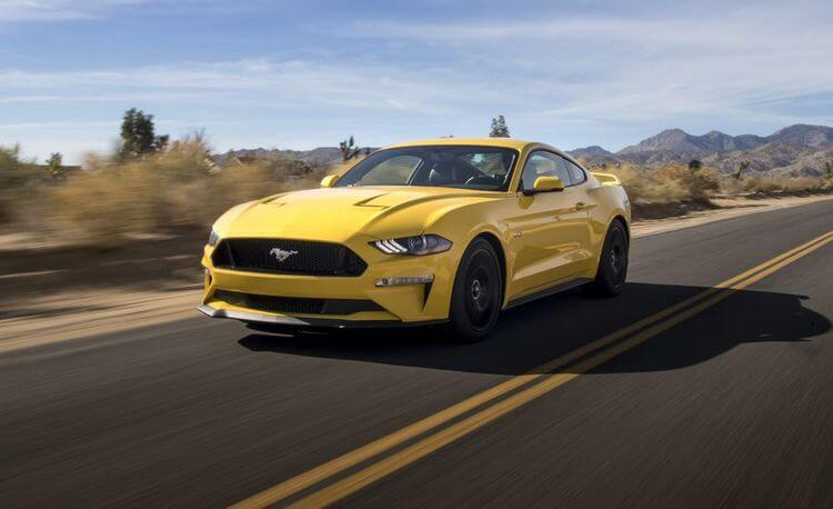 2018 ford mustang 8