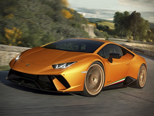 2018 Lamborghini Huracan Performante Review Unleashing