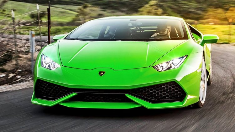 2018 Lamborghini Huracan Performante Overview