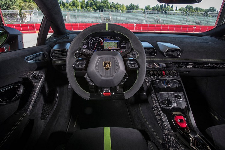 2018 Lamborghini Huracan Performante 6