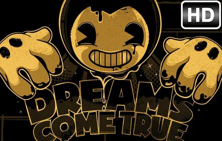 Bendy And The Ink Machine New Tab Themes Hd Wallpapers