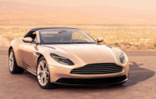 2019 Aston Martin DB11 Volante Review: A State-Of-The-Art Sculpture