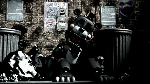 Ammco bus : Fnaf 6 game play online