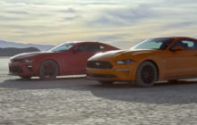 Battle of the Brawn: 2018 Chevrolet Camaro SS vs 2018 Ford Mustang GT!