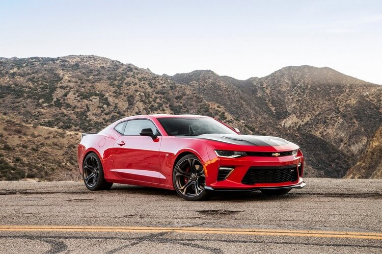 Battle of the Brawn: 2018 Chevrolet Camaro SS vs 2018 Ford