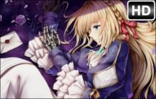 Violet Evergarden HD Wallpapers New Tab