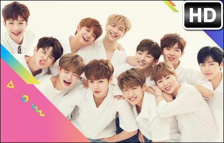 Kpop wanna one hd wallpapers new tab themes free addons stopboris Choice Image
