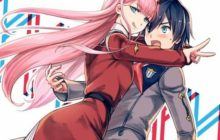 darling in the franxx 0