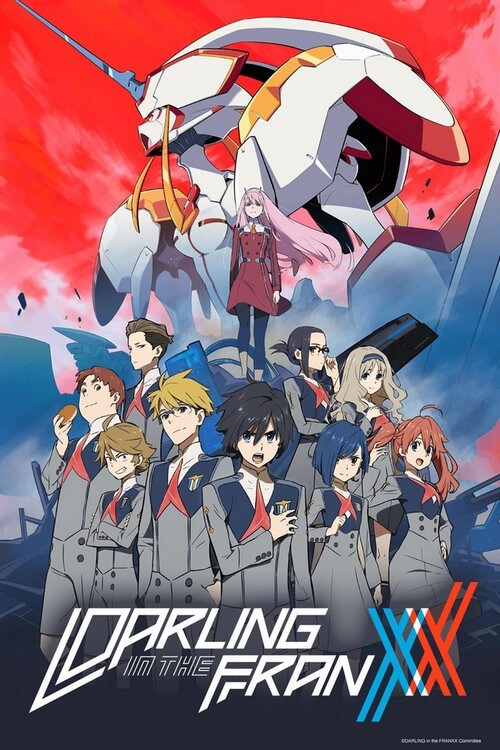 darling in the franxx 1