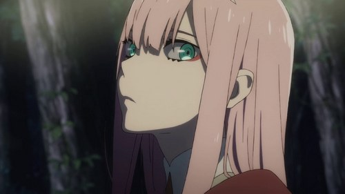 darling in the franxx 12