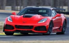 2018 chevrolet corvette zr1 0