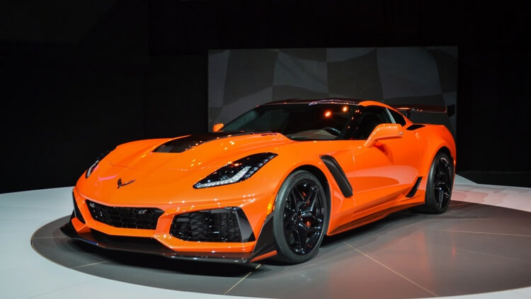 2018 chevrolet corvette zr1 1