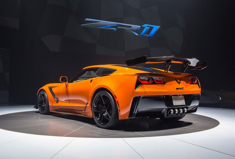 2018 chevrolet corvette zr1 3